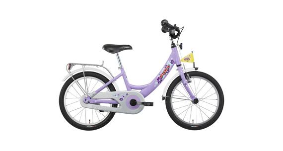 """Puky ZL 18-1 Rower dziecięcy  18"""" fioletowy"""